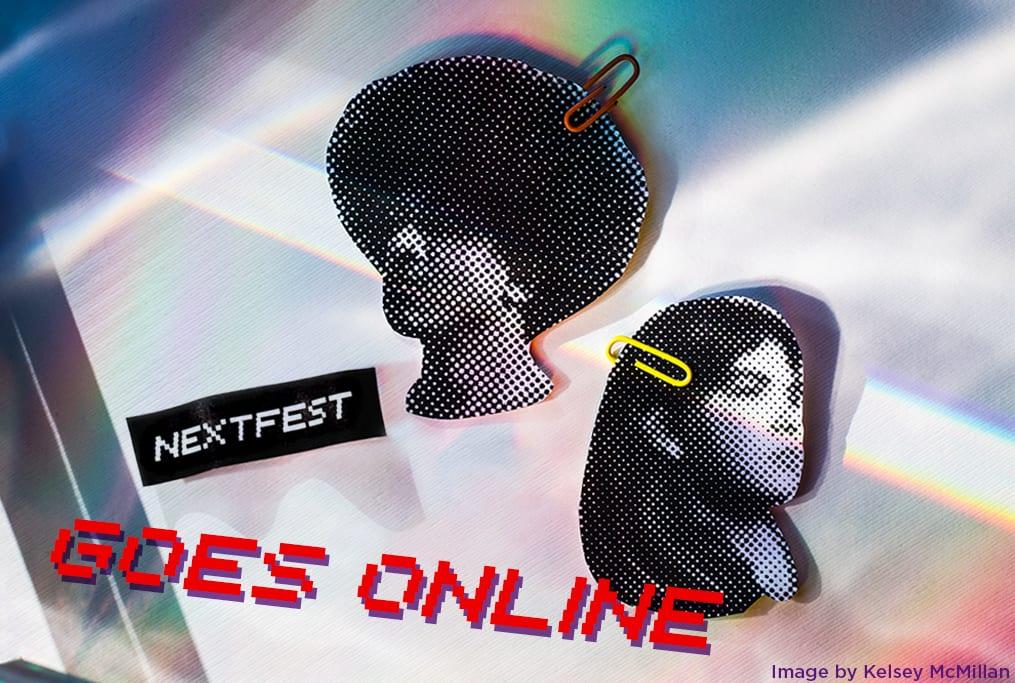 Nextfest 2020 - Homepage banner