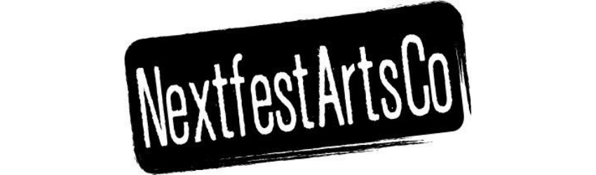 The Nextfest Arts Company logo.