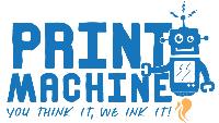 Print Machine Logo