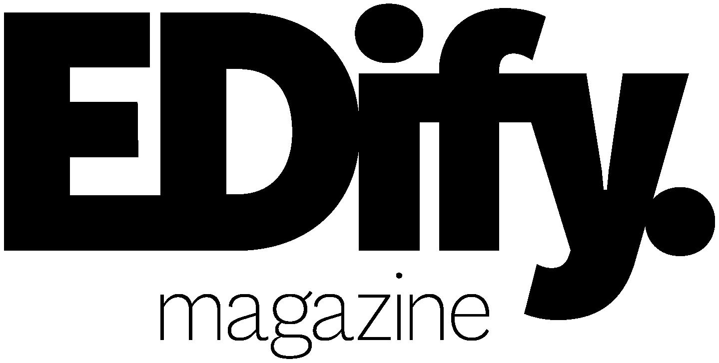 Edify logo - Magazine